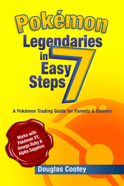 Pokémon Legendaries in 7 Easy Steps Logo