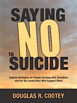 Saying NO to Suicide cover